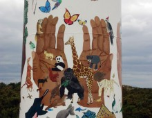 Windmill Murals