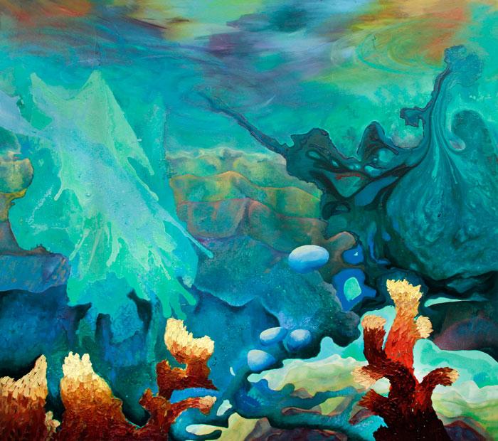 underwater-rain